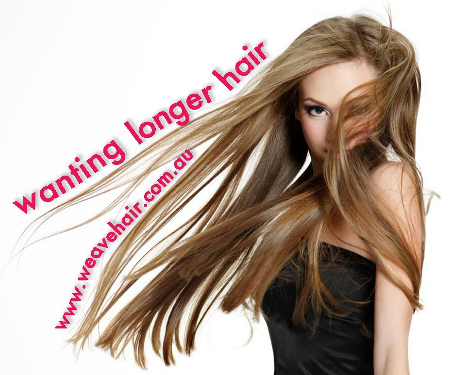 Hairextensions Clipins Longhair Hair Model Style Fashion