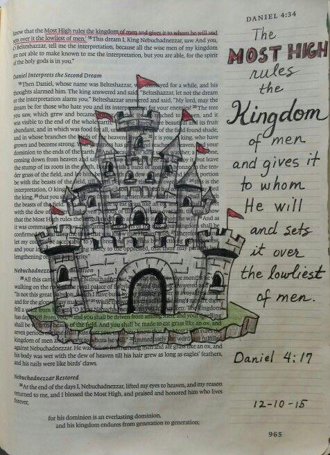 Daniel 4:17 - by Paula-Kay Bourland