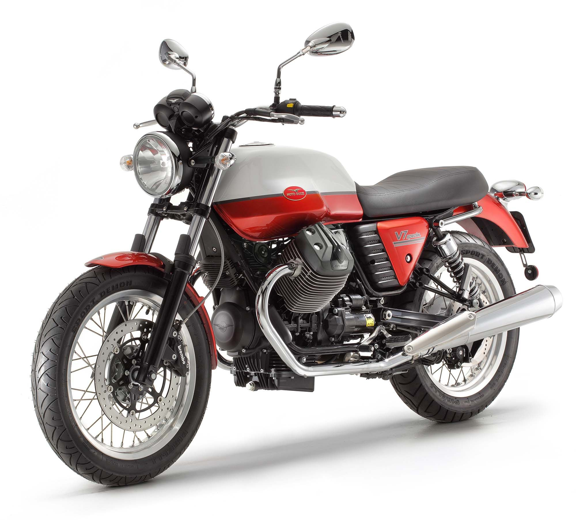 Three Moto Guzzi V7 Models Coming To America For 2013