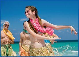Happiness in Hawaii