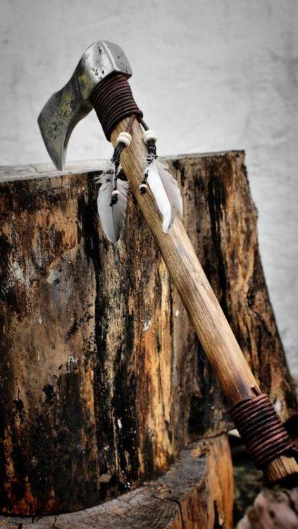 Blackval0r Tomahawk Sword Blade Tools