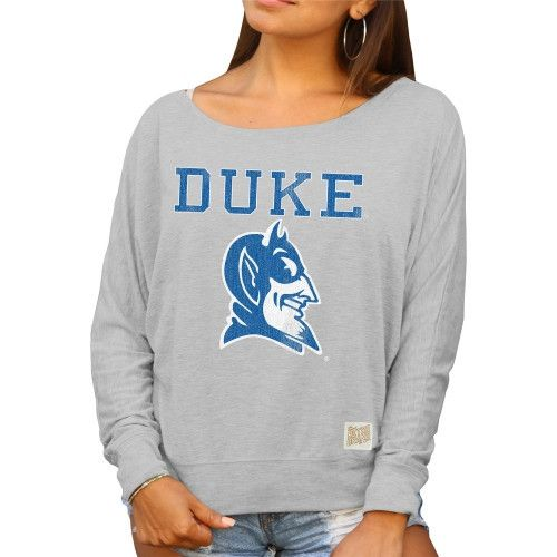 Duke Blue Devils Long Sleeve Tee With Images Duke Apparel