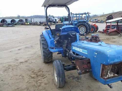 Used New Holland Tc40 Tractor Parts New Holland Tractors New Holland Ford