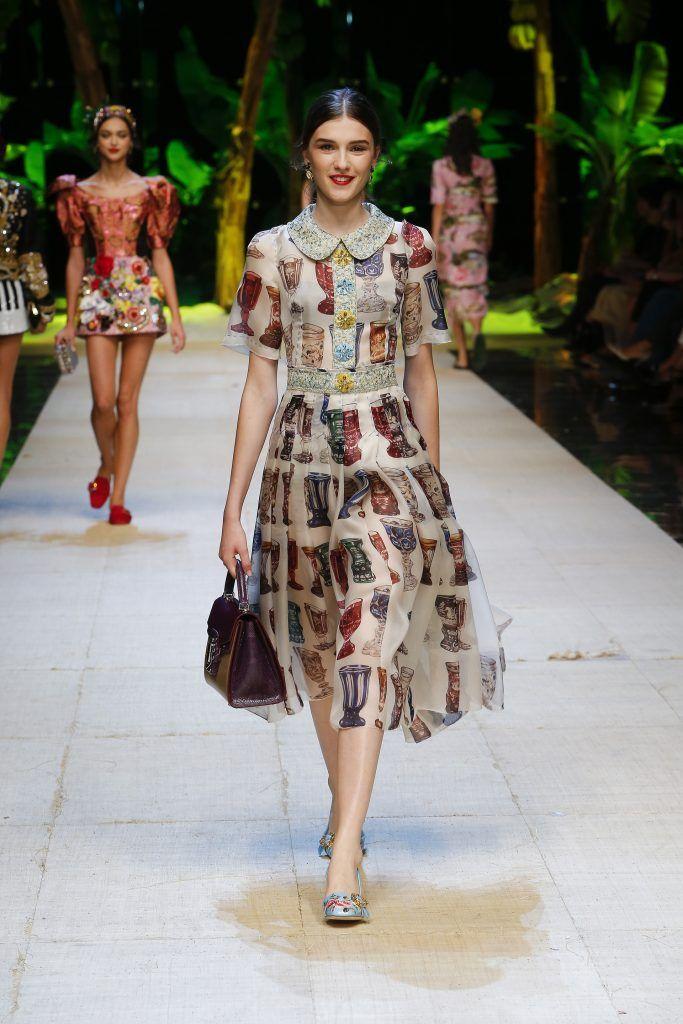 Gabbana Primavera Verano Dolceamp; 2019 Nueva De Colección nX0OP8kw