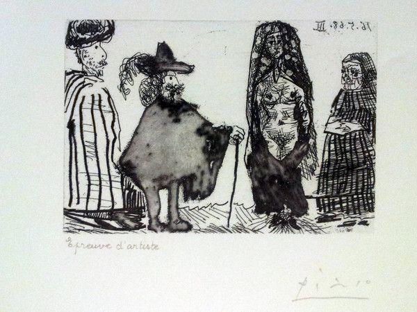 Tragicomedia De Calisto Y Melibea Conocida Como La Celestina - Picassos vintage light drawings pleasure behold