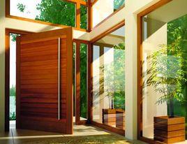 Pivot Doors - contemporary - front doors - orange county - Fenstermann LLC-Newport Beach