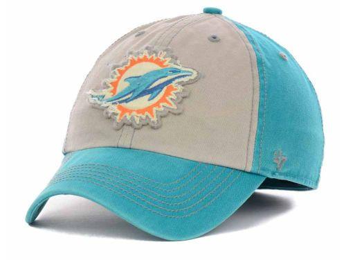 42873f4c Miami Dolphins '47 NFL Yosemite Gray Cap   Miami Sports Gear   Miami ...