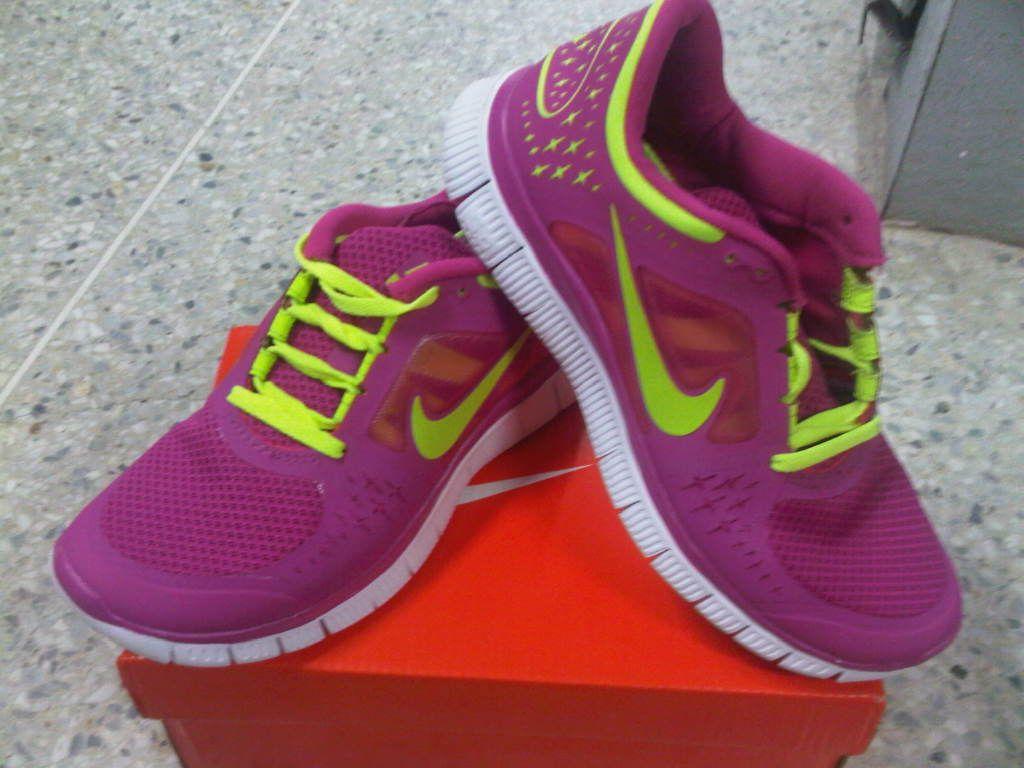 Cod: 35 Dama •Color Verde Agua Tallas: 35 40 | Nike Free