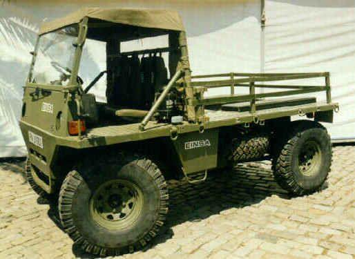Volvo Of Cary >> Lohr Fardier | Ultra Light | Militärfahrzeuge, Militär, Fahrzeuge