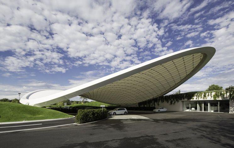 cubiertas arquitectura - Buscar con Google
