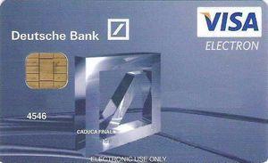 Deutsche Bank Deutsch Bank Card Cards