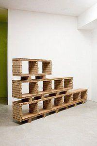 wohn karton m bel aus pappe pinterest m bel aus pappe karton und karton basteln. Black Bedroom Furniture Sets. Home Design Ideas