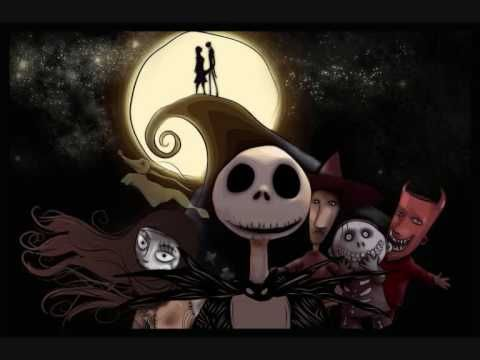 This Is Halloween - Lyrics from the Nightmare Before Christmas ...