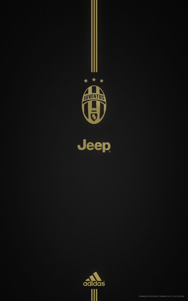 Mobile Phone Wallpaper Inspired By Juventus Fc 3rd Kit