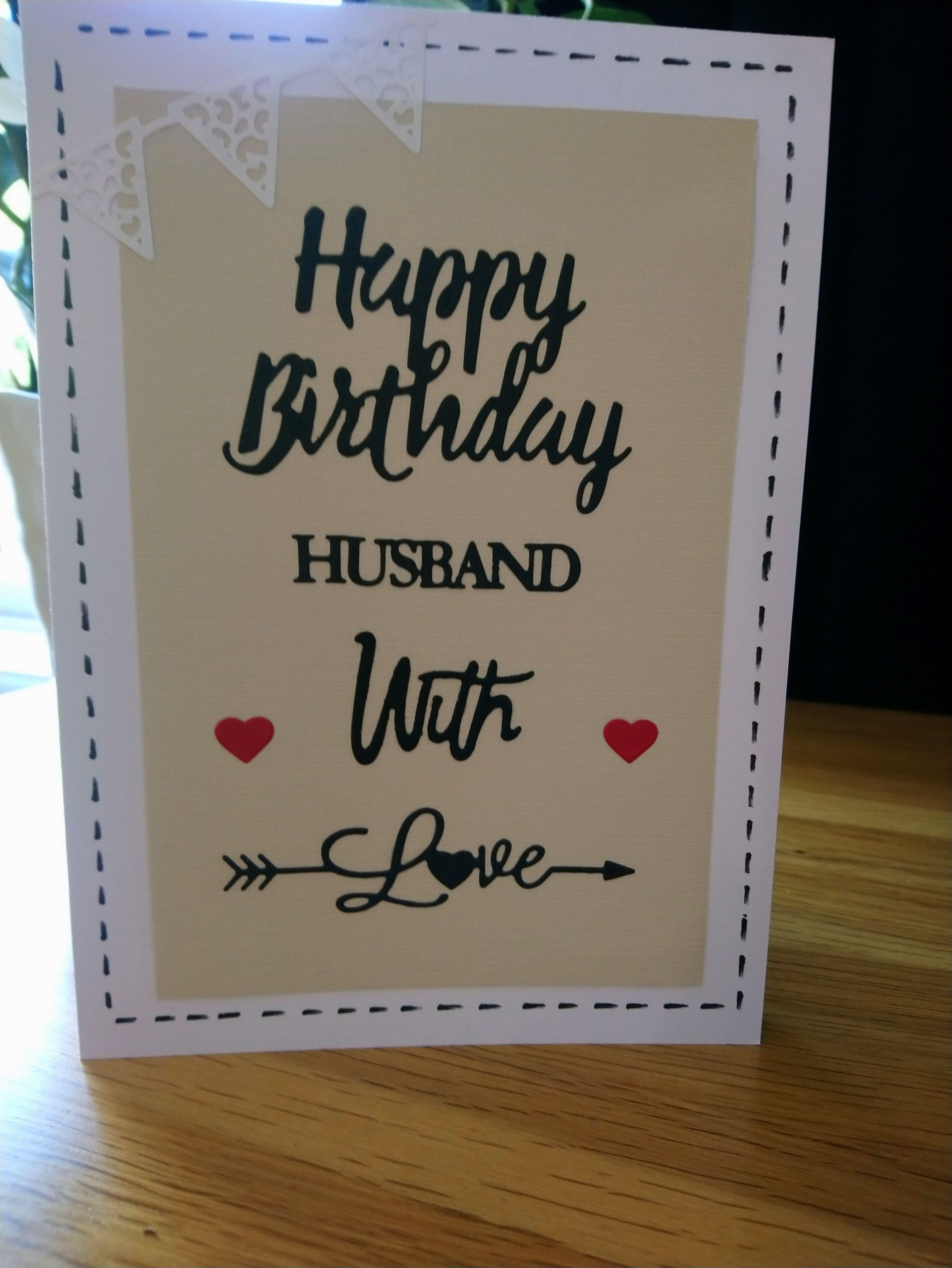 Handmade birthday card birthday wishes birthday card