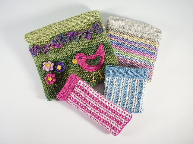 Ravelry: Snappy Purses pattern by Frankie Brown | Knitting Projects ...