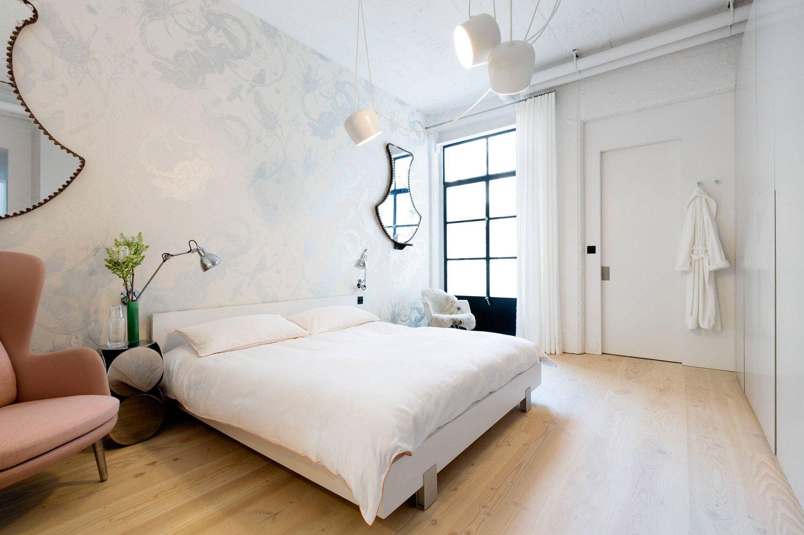 Loft bedroom style   modi di illuminare la camera da letto  BESPRE Lighting