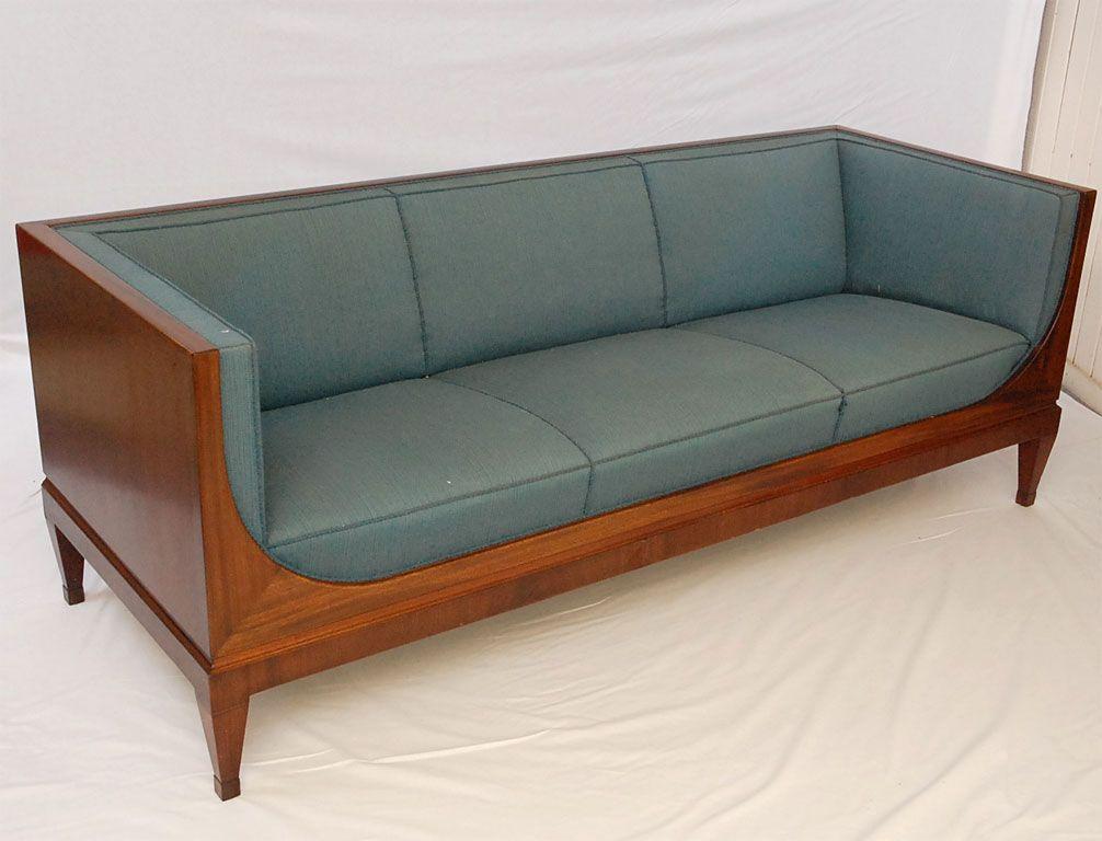 Frits Henningsen Sofa Bed Furniture Design Vintage Sofa Luxury Furniture Living Room