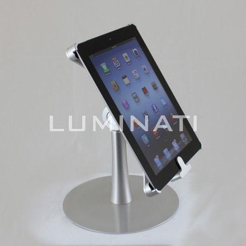Tabletop Tablet IPad Display Stand Multimedia Display Systems Magnificent Multimedia Display Stands