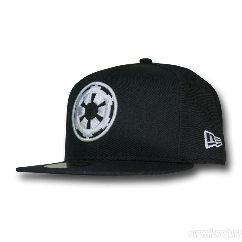 Star Wars Empire Symbol 59fifty Fitted Hat Symbols Empire And Cap