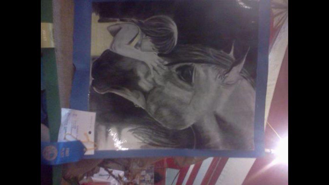 Avery fair NC drawing incredible by: Maddison Calloway