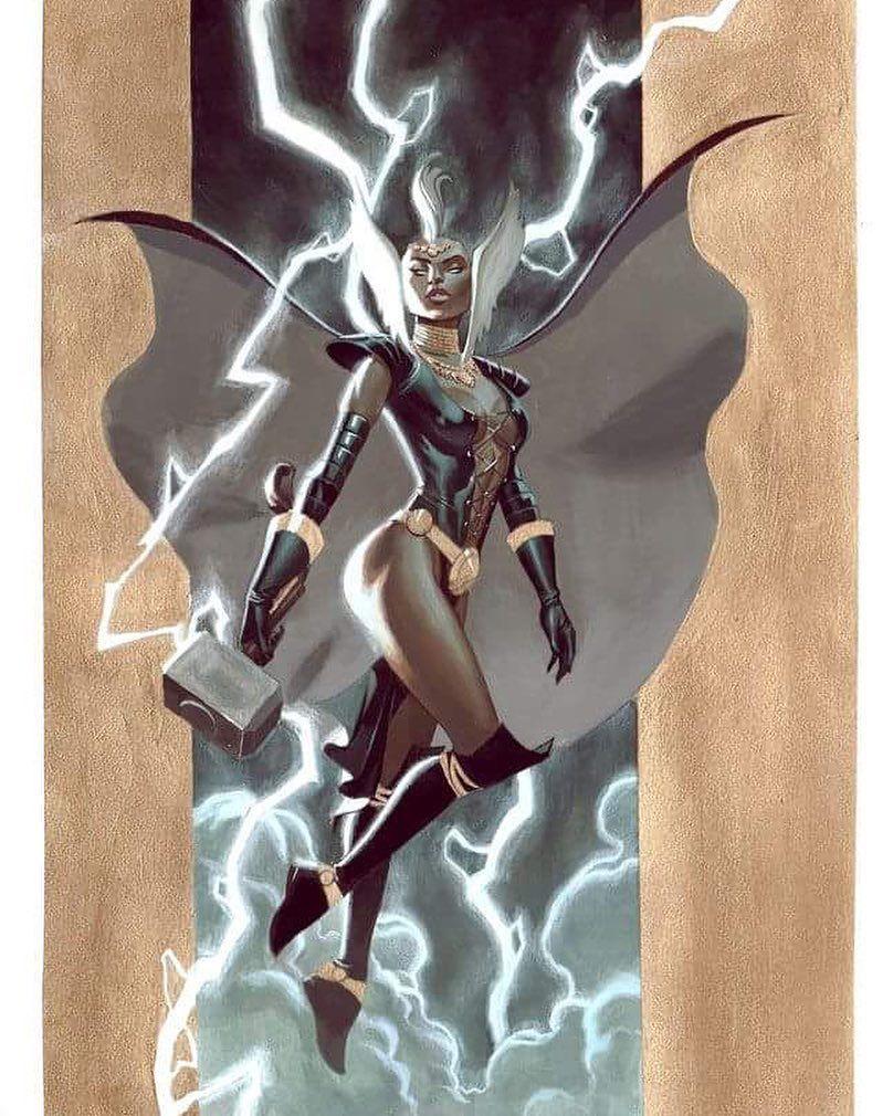 Storm the Goddess of Thunder