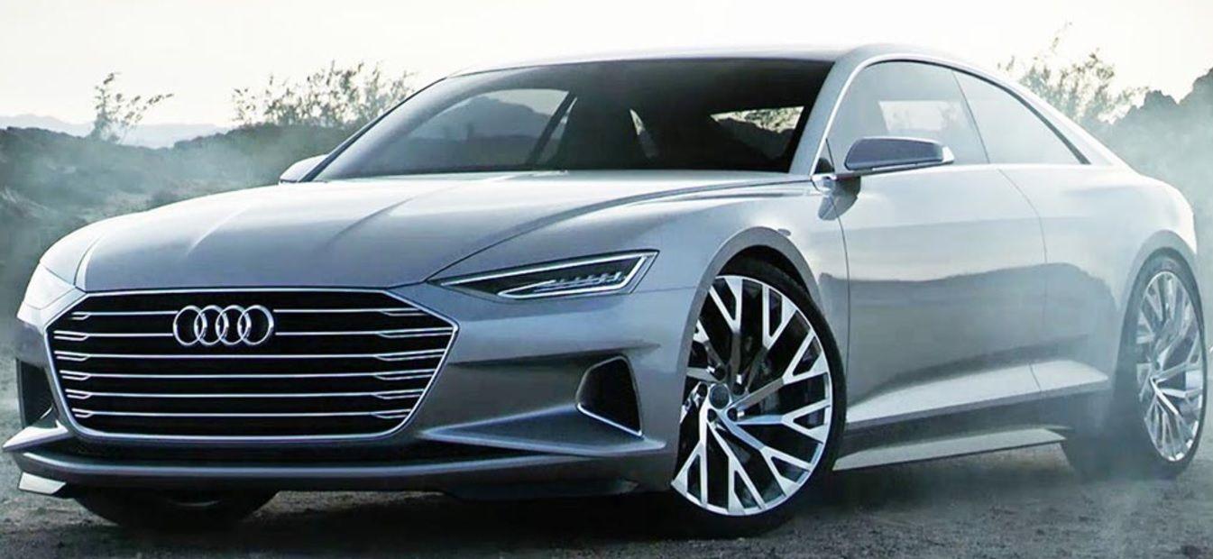 2020 Audi A9 Concept Engine