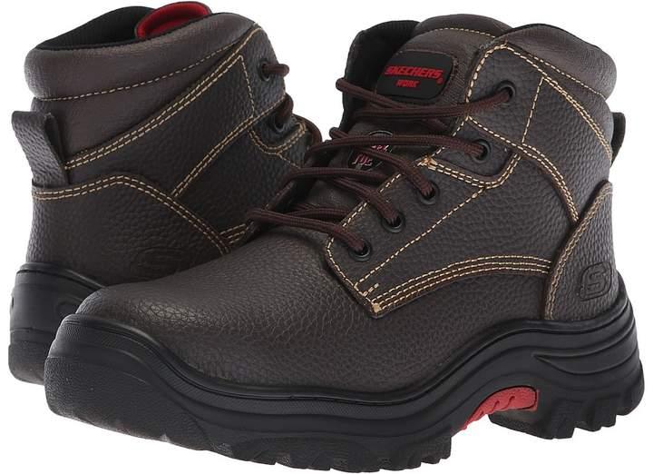 precio asombroso moda más deseable venta caliente más nuevo Skechers Burgin - Krabok Women's Work Boots | Skechers, Zapatos y ...