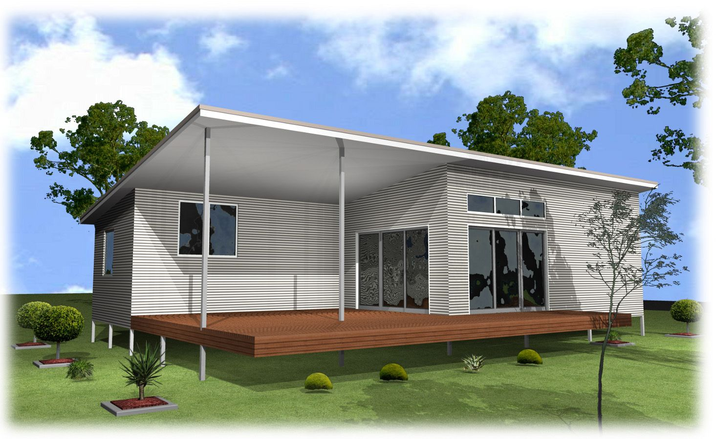 Australian kit home prices australian kit homes studio for House designs australia
