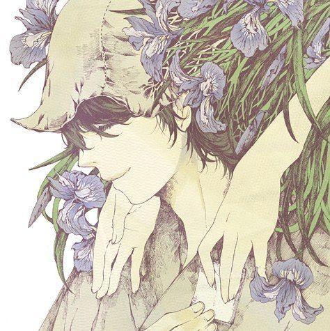 Iris by minori by minori00mon