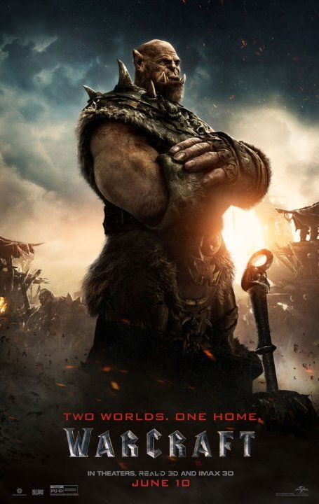 Latest Posters Warcraft Movie Characters Warcraft Movie