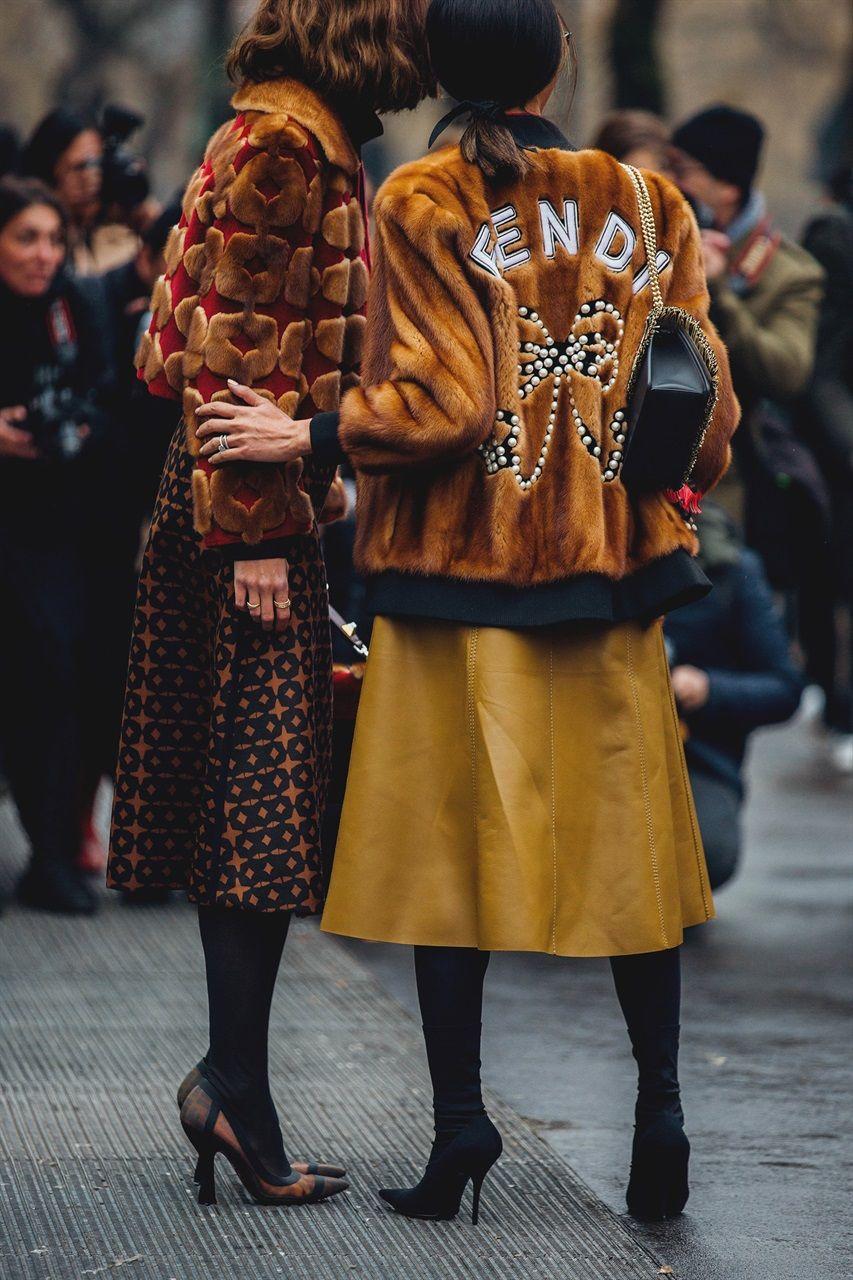 2019 Kış Sokak Modası ve Stilleri