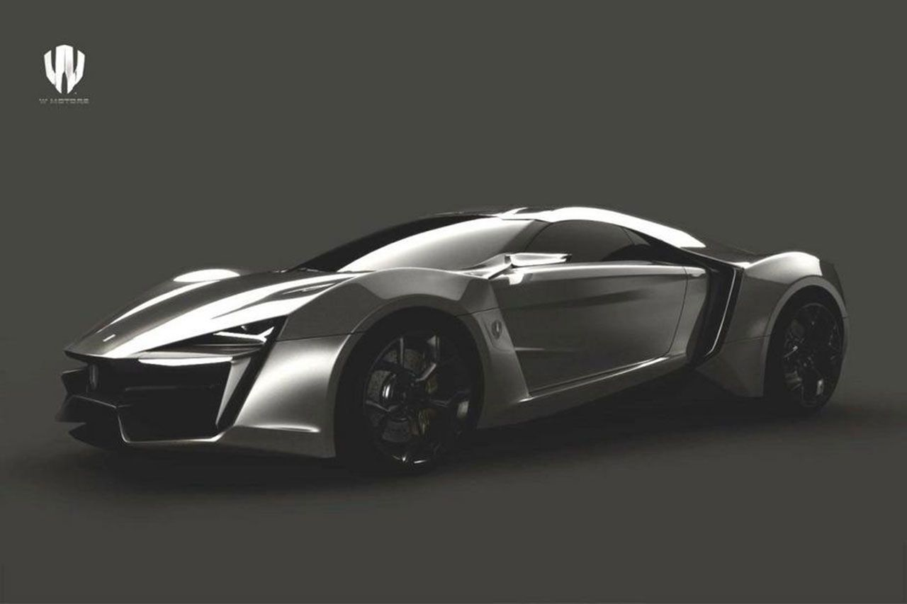 Lykan Hypersport the ultra-luxury hypercar with the price set at 3,400,000 US dollars