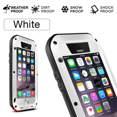 Fashion White Aluminum Gorilla Glass Metal Cover Case for iPhone 5 5S Shockproof https://t.co/EP6PsEusKW https://t.co/GIyZHI9C6d http://twitter.com/Foemvu_Maoxke/status/772987260543311872