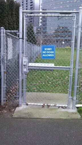 Alarmlock Panic Bar Gate City Wide Fence 206 763 8282