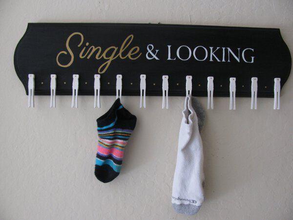 Socks Really Need Their Own Tinder App