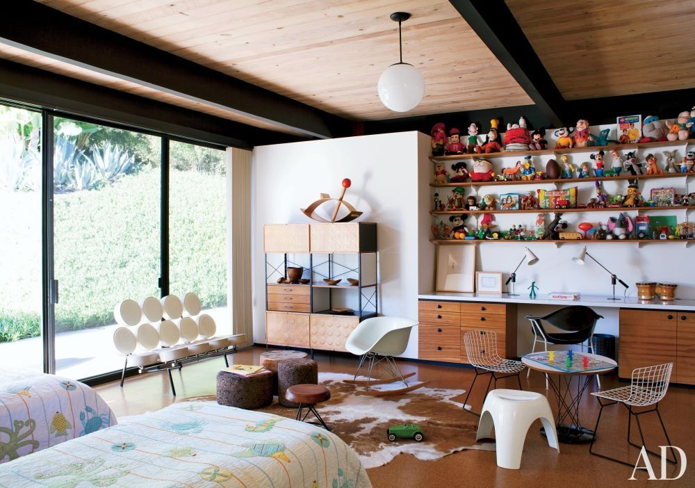 Modern Children S Room By Boyddesign Via Archdigest Designfile Modern Kids Room Modern Childrens Room Stylish Kids Bedroom