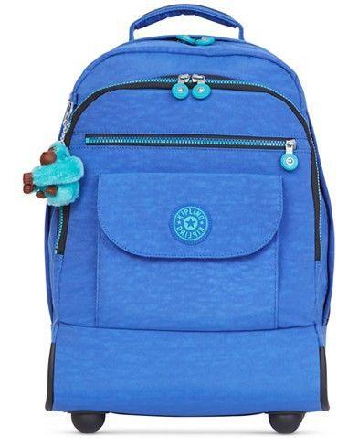 369e19aca Kipling Sanaa Wheeled Backpack Estojos, Carteiras, Mochila De Rodinha, Mochilas  Escolares, Bolsa