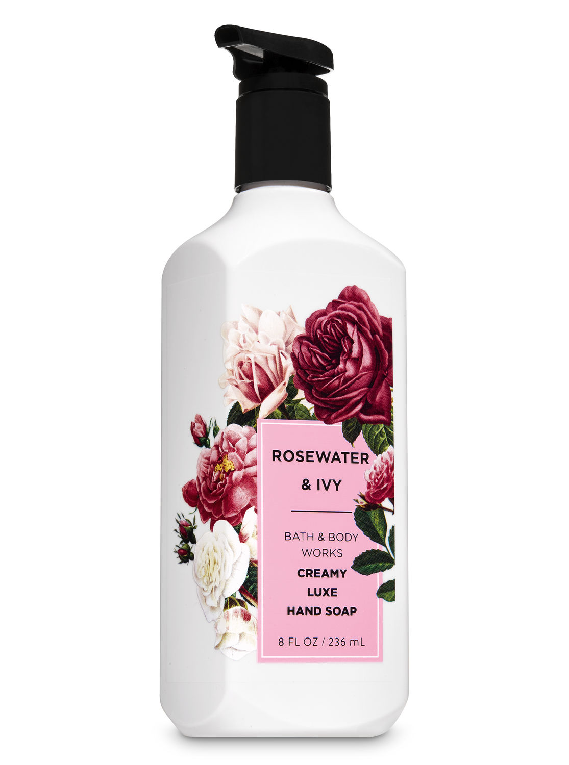 Rosewater Ivy Creamy Luxe Hand Soap By Bath Body Works With