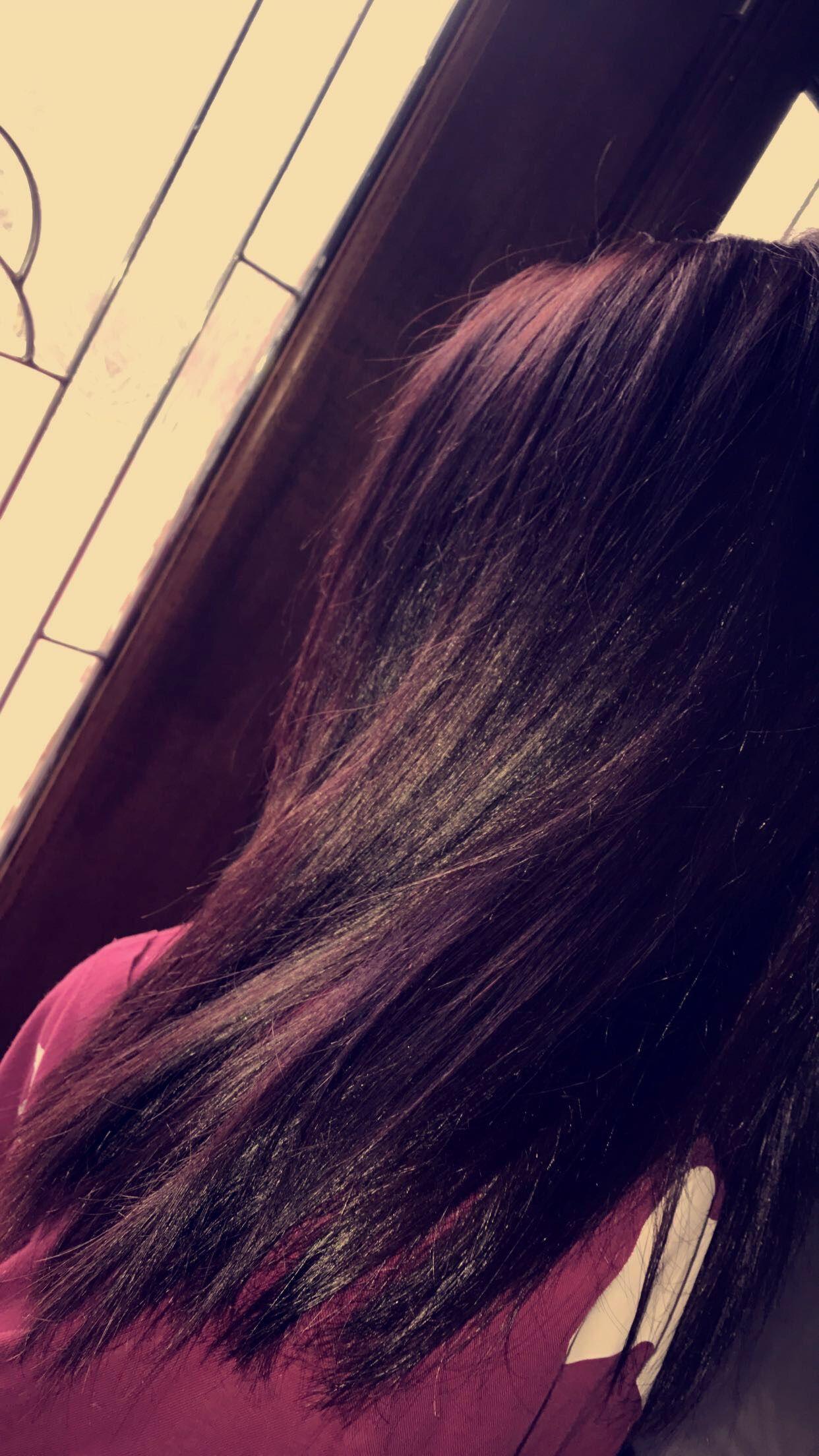Mahogany Hair Color Rusk Demi Permanent 45 65 M Hair In