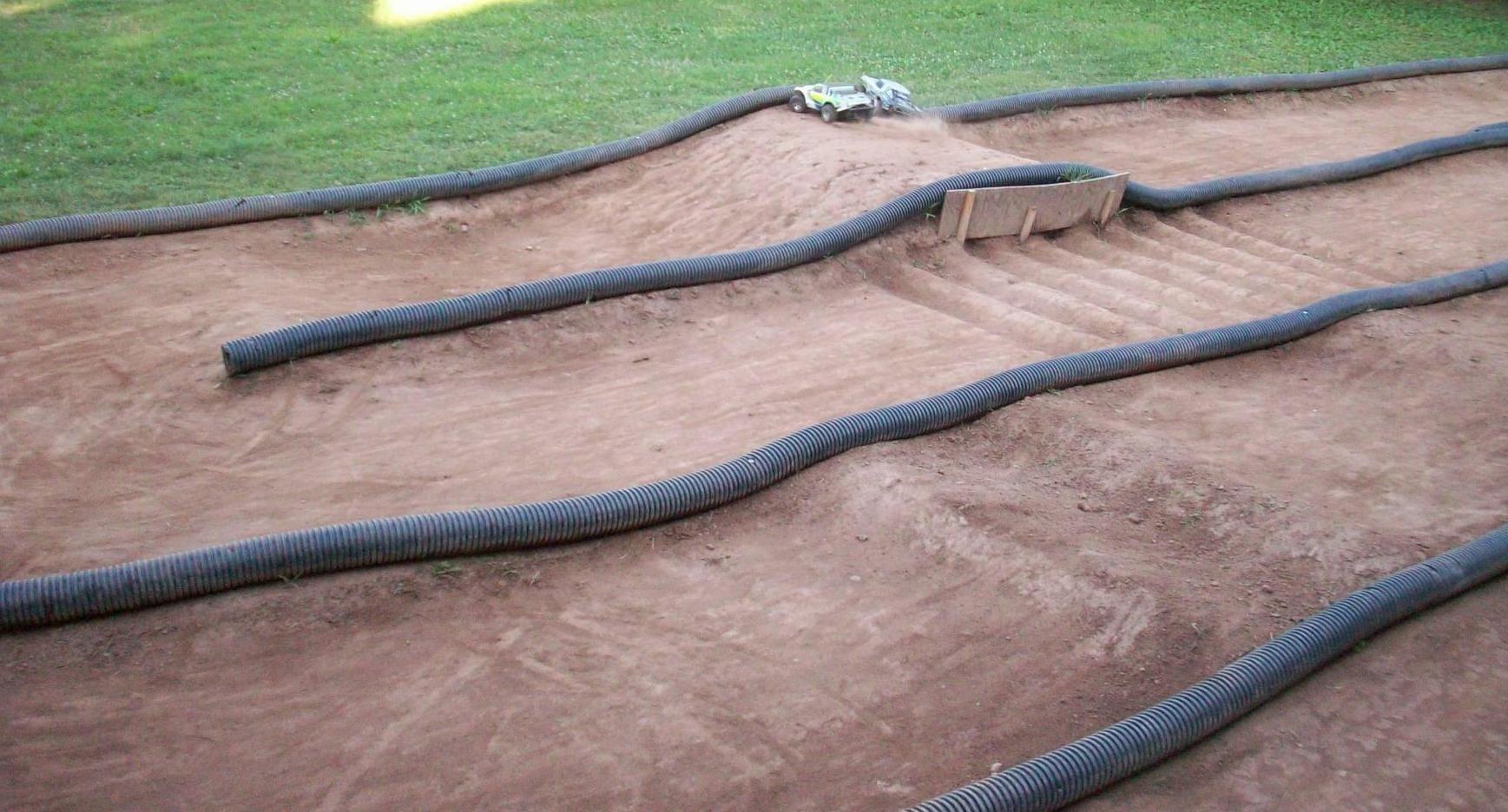 backyard rc track - Google Search | Backyard ideas | Rc ...