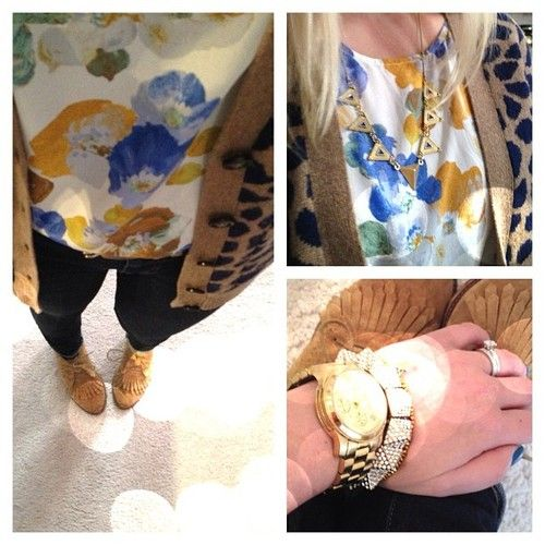 leopard #ootd #lookoftheday #instafashion