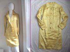 BOB BUGNAND VINTAGE 1960s HAUTE PARIS COUTURE SHANTUNG SILK RESORT TUNIC DRESS 4