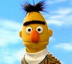 Bert | misc | Bert sesame street, The muppet show, Military