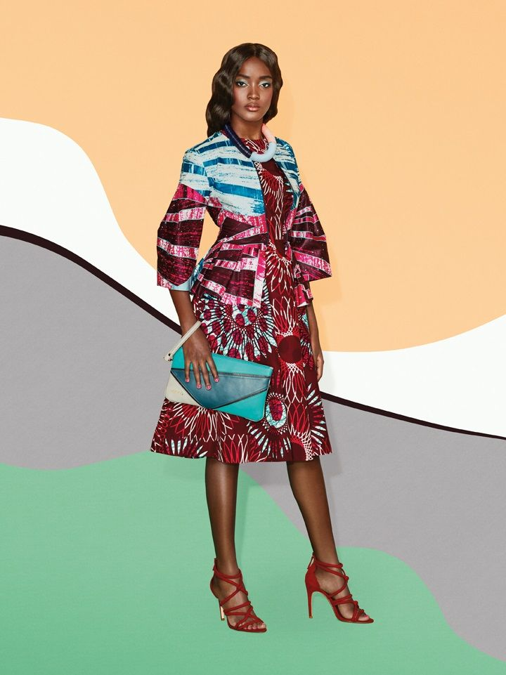 Vlisco collection See Pagnifik Mode africaine, Idées
