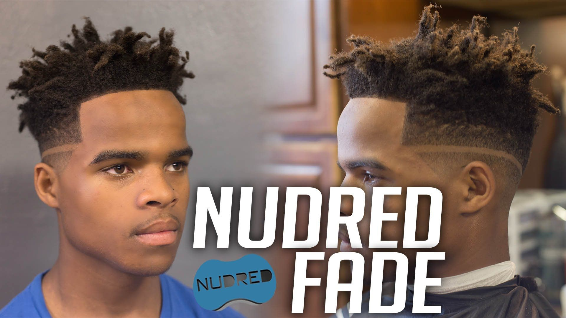 How To Rae Sremmurd Nudred Fade W Design Mens Haircut Tutorial
