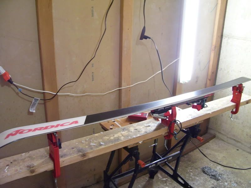 Tuning Bench Skiing, Cross country skiing, Bench