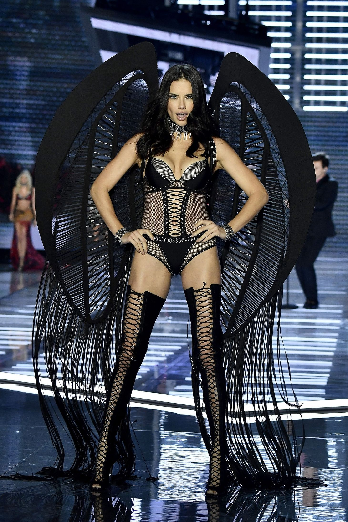 20d723761df The Victoria s Secret x Balmain Collaboration Just Debuted on the ...