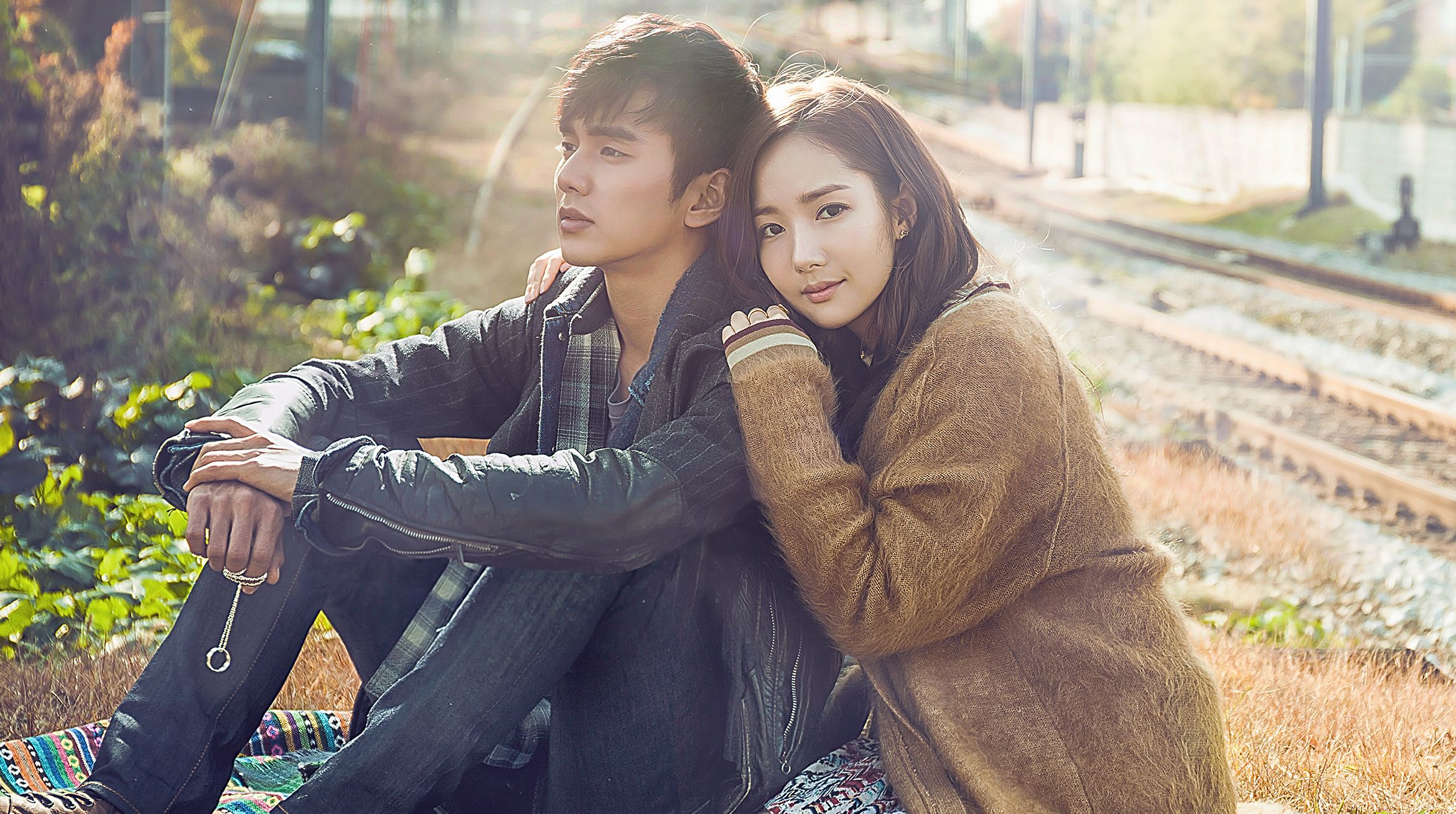 Yoo Seung Ho And Park Min Young Are The Perfect Pair Remember Korean Drama Drama Park Min Young