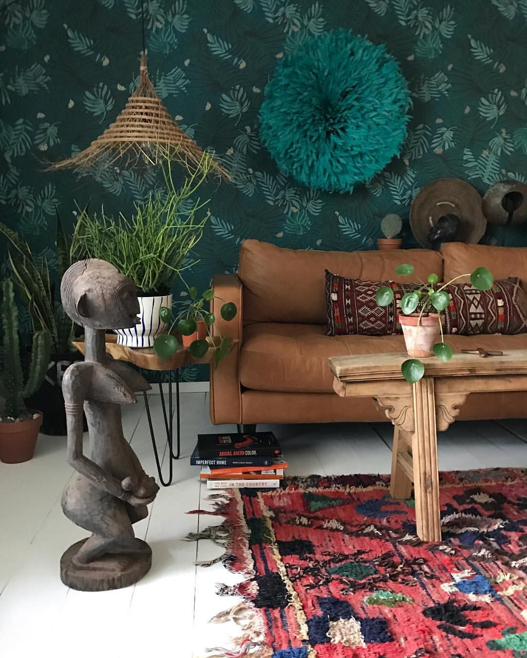 African Living Room Design Ideas: African (Bambara Tribe